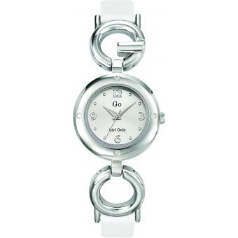 Orologio Go Girl Only 697391 - Orologio Donna Pelle Bianco