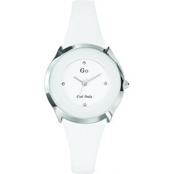 Orologio Go Girl Only 697964 - Orologio Donna Pelle Bianco
