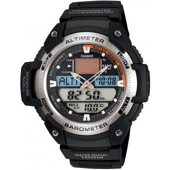 Orologio Casio Resina Casio Collection SGW-400H-1BVER - Uomo