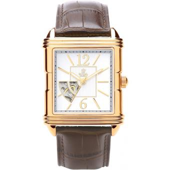 Orologio Royal London 41170-01 - Orologio Uomo Pelle Marrone