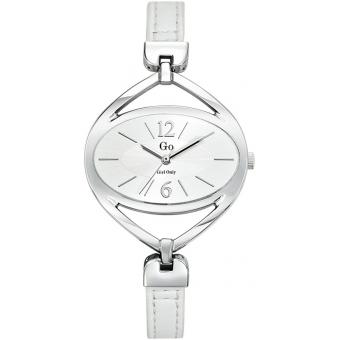 Orologio Go Girl Only 698169 - Orologio Donna Pelle Bianco