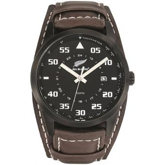 Orologio All Blacks 680160 - Orologio Uomo Pelle Marrone