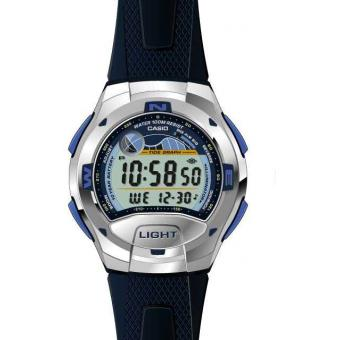 Orologio Casio Resina Casio Collection W-753-2AVES - Maschile