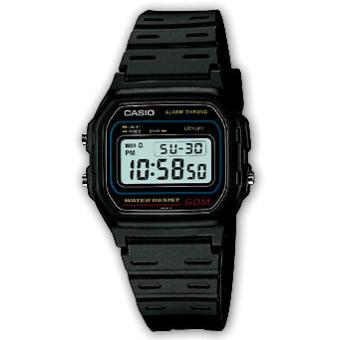 Orologio Casio Resina Casio Collection W-59-1VQES - Uomo