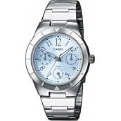 Orologio Casio Acciaio Casio Collection LTP-2069D-2A2VEF - Donna