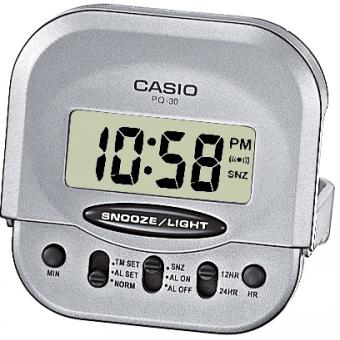 Sveglia Casio Casio Collection PQ-30-8EF - Misto