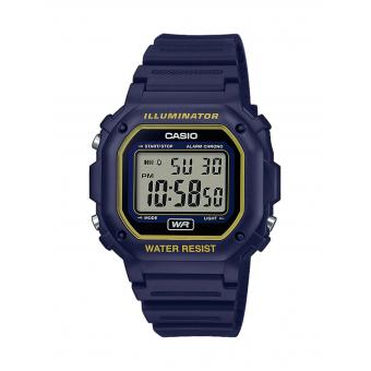 Casio - Orologio Casio Casio Collection F-108WH-2A2EF - Orologio uomo blu