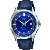 Casio - Orologio Casio Casio Collection MTS-100L-2AVEF - Orologio uomo blu