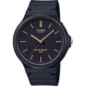 Casio - Orologio Casio Casio Collection MW-240-1E2VEF - Orologio plastica donna