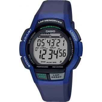Casio - Orologio Casio Casio Collection WS-1000H-2AVEF - Orologio uomo blu
