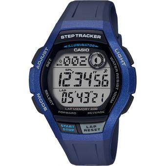 Casio - Orologio Casio Casio Collection WS-2000H-2AVEF - Orologio uomo blu