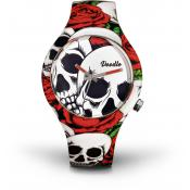 - Orologio Doodle DOSK001 - Orologio rosso donna