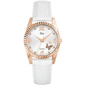 Orologio Go Girl Only 698543 - Orologio Donna Pelle Bianco
