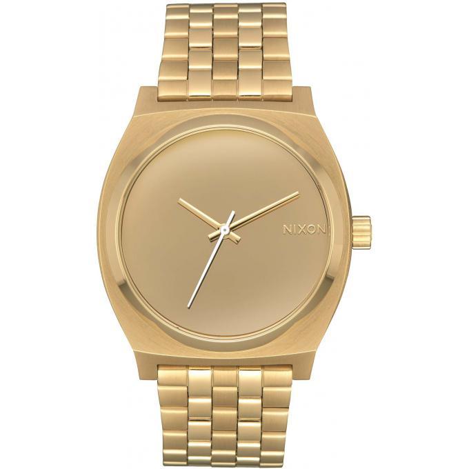 Nixon orologio uomo oro